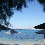 View from Taverna