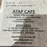 Atap Cafe & Resto Foto