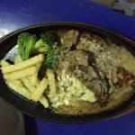 Por/Chicken/Fish Steak
