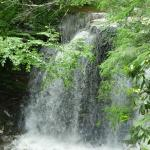 Middle Falls of Hills Creek