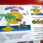 Photo of Miguelito's Pizza Express
