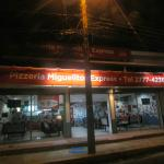 Photo de Miguelito's Pizza Express