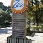 Zillies on Ocracoke Island