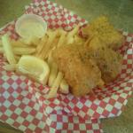 Fish n Chips (Available Gluten Free)