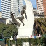Monumento al Quijote de la Mancha en Buenos Aires