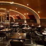 The stunning dining room at aqua nueva
