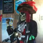 Another Pirate on the Premises!
