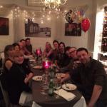 Fantastic 40th birthday party !!