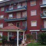 Edificio onde está localizado o hotel (andar terreo)