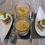 Le Mont Blanc Restaurant Foto