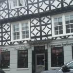 Aqua Lebanese restaurant. Close to Warwick Castle