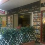 Foto van Dama greek restaurant