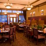 The Marc Restaurant at the Marcus Whitman Hotel