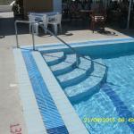 User friendly & walk in pool