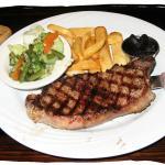 Black Angus NY Strip Steak