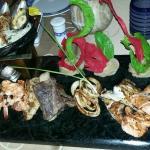 Cena especial del Chef Luis Alberto en Maria´s