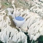 Hot air ballon ride in Kapadokia
