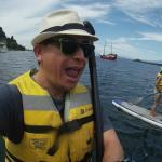 Stand Paddling , en el Lago Llanquihue , a 2 cuadras del hotel
