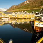 Siglo Hotel by Mariana Village of Siglufjord in northern Iceland (138671107)