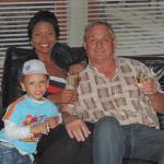 ANA, JEAN-LUC & JEAN-SEBASTIAN le esperan en Casa Los Cerros
