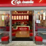Cafe Anatolia Browns Bay