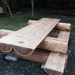 Unique picnik tables