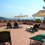 Il terrazzo dell'Agrumeto b&b Napoli