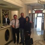 Photo de Taksim Lounge Hostel