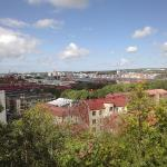 View of Goteborg from Church