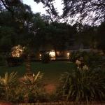 Landscape - Old Courtyard Photo