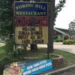 Forest Hills Resturant -- Buffet, Did I mention the Fried Chicken?