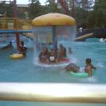 Water pool in wonderla