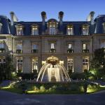 Paris' only chateau-hotel