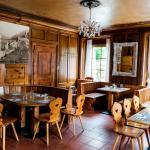 our cozy restaurant