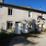 Second house at Le Clos Domremy with rooms