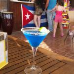 Cocktail Bar Area