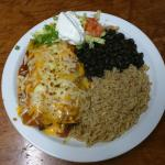 Tuesdays bring our Mexican Platter special
