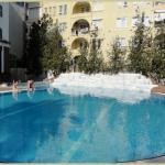 het grote zwembad
