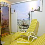 Sauna und Dampfbad Infrarotkabine