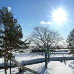 Winter in Zingst im Hotel Restauranr Marks