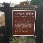 Landmark plaque