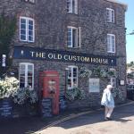 Foto de Old Custom House Inn
