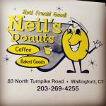 My boyfriend grew up in Wallingford and told me Neil's Donuts was the best around, so I had to t