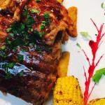 Pork Barbeque ribs