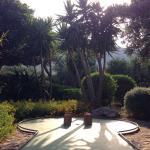 Minigolf green garden 2015