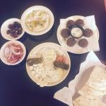 2nd visit to Pita Alley & I can tell you this, I had the best veggie meal ever. The falafel and