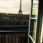 Foto de Hotel Eiffel Trocadero