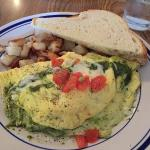 #6 Omelette