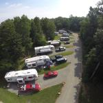 Very nice campground & run by super people.