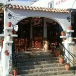 Odin restaurant - the new entrance 2015